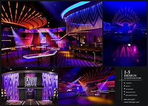 ENVY Nightlife at the Route 66 Casino - I-5 Design