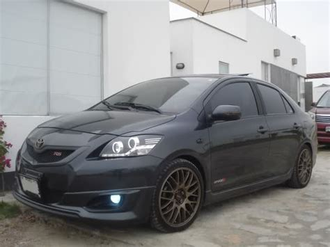 Toyota Vios Modification by Goldenbil 2010 Toyota Vios Specs Photos Modification