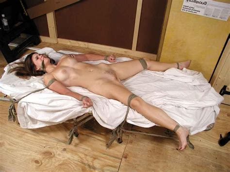 Brunette Spread Eagle Tied And Fucked Xxx Pics Best Xxx Pics