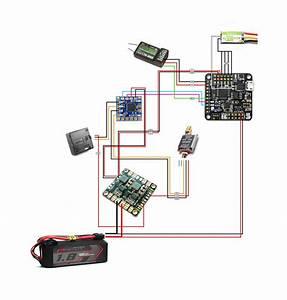 Is My Wiring Correct  Naze32 Rev 6   Micro Minimosd   Matek Pdb