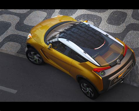 Nissan Extrem Urban Sports Car Concept 2012