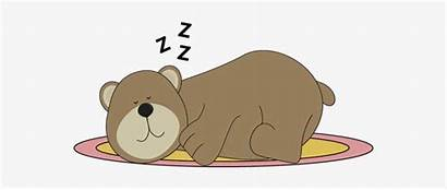 Bear Clipart Hibernating Sleeping Polar Clip Clipground