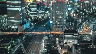Tokyo Tilt Timelapse Town Vice Becomes Shifting