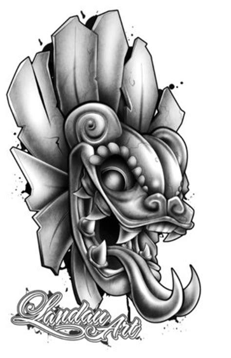 Dibujos a lápiz aztecas | Dibujos a lapiz