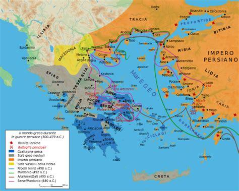 Tra Persiani E Greci Le Guerre Persiane On Emaze