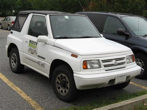 1998 Suzuki Sidekick by 1998 Suzuki Sidekick Information And Photos Zomb Drive