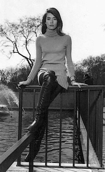 It's the 60's in france and bob dylan has just released an album with a she is effortlessly cool, phenomenally talented, yet totally shy, and with a style that is perfectly. Françoise Hardy's Sweater Dress and Boots   Style ...