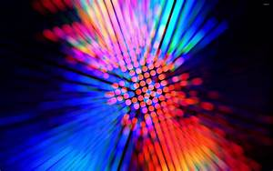 Blurry lights [4] wallpaper - Abstract wallpapers - #24747