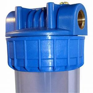 Filtre Adoucisseur D Eau : double filtration d 39 eau 10 pouces equerre traitement ~ Premium-room.com Idées de Décoration