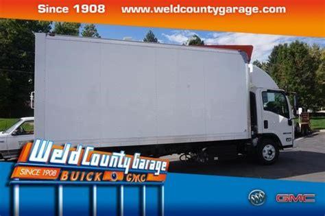 box truck  sale  greeley colorado