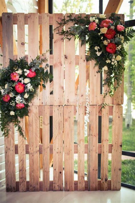 Diy Rustic Backdrop by 100 Amazing Wedding Backdrop Ideas Wedding Planner