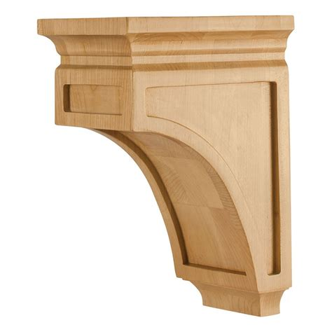 Wood Corbels by Mission Corbel Coro 5 Free Shipping Available On