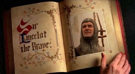 tale  sir lancelot big data  holy grail