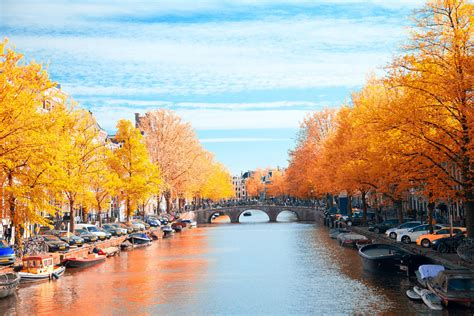 October in Amsterdam: Weather and Event Guide