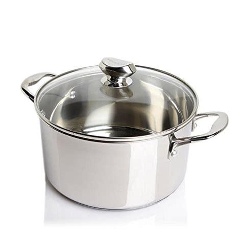 wolfgang puck  quart stock pot