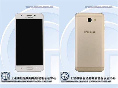 samsung galaxy on5 2016 galaxy on7 2016 specifications spotted certification
