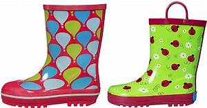 Amazon: RanyZany Kids' Rain Boots as Low as $15.99 ...