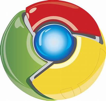 Chrome Google Logos Transparent Browser Chrom Os