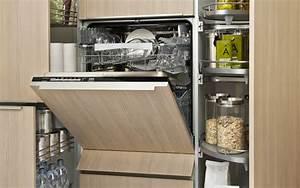 Electro Depot Machine A Laver La Vaisselle : cuisine ouverte camouflez votre lectro darty vous ~ Edinachiropracticcenter.com Idées de Décoration
