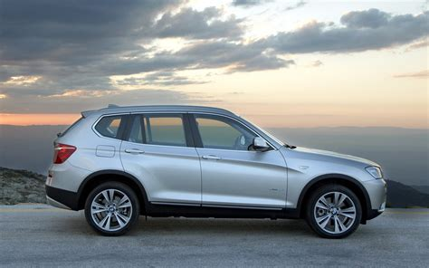 2013 Bmw X3 Reviews And Rating  Motor Trend