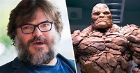 Jack Black Wants To Play The Thing In The MCU - UNILAD