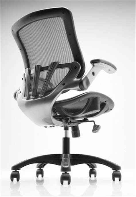metrex ii mesh task chair silver import it all