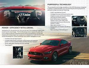 2015 Ford Mustang: Dealer Preview Guide - autoevolution