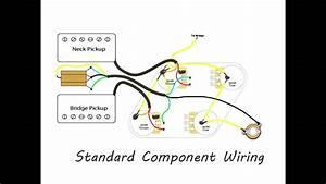 Gibson Sg Humbucker Wiring Diagram