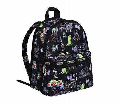 Backpack Animation Clipart Gifs Bag Purse Disney