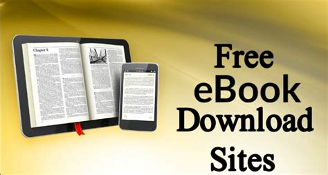 Top 10 Best Free Ebook Download Sites To Download Free Books
