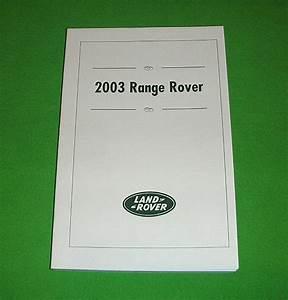 2003 2004 2005 2006 2007 2008 2009 2010 Range Rover Hse