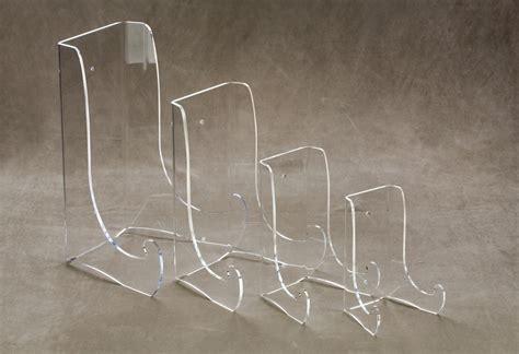 large acrylic bowl platter stands tripar international
