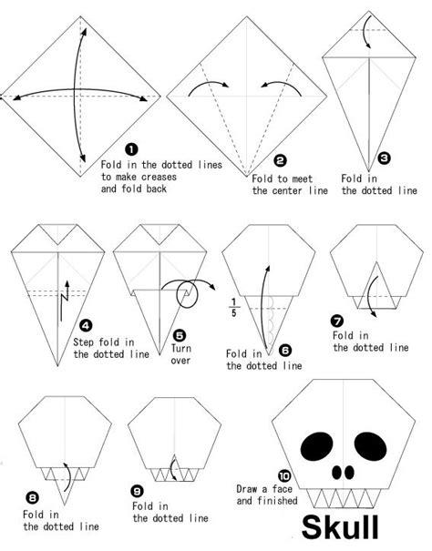 Best 25+ Origami Halloween Ideas On Pinterest Halloween