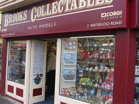 collectables brooks blackpool toys