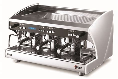 Coffee Works Express   NEW Wega Polaris 2015