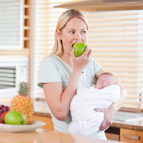 Diet For A Healthy Breastfeeding Mom Babycenter