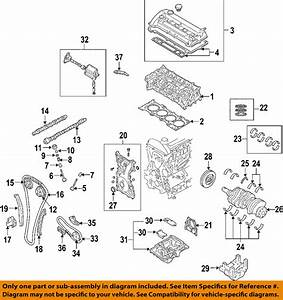 New Oem Valve System Timing Chain 2 3l Mazda 3 Cx7 Speed3