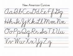 These Cursive Calligraphy Are Slightly More Roundered From The English Cursive Letters Alphabet Printable Alphabet Letters Cursive Cursive Cursive Letters Dr Odd Cursive Fonts Cursive Letters