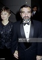 Barbara De Fina and Martin Scorsese during Giorgio Armani ...