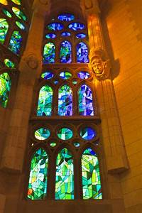 Stained Glass Windows -Sagrada Familia -Barcelona ...
