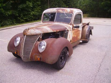 buy   ford truck ratrod drives great toyota truck