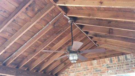 patio covers texas  stain