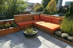 Aménagement Toit Terrasse : 22 best toit terrasse roof terrace images on pinterest roof terraces backyard patio and ~ Melissatoandfro.com Idées de Décoration