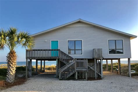 Exterior Bohemian Bungalow St George Island Awesome