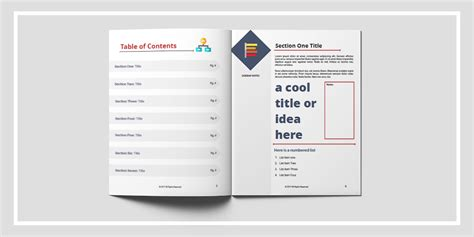 workbook template iconic workbook template bmays design