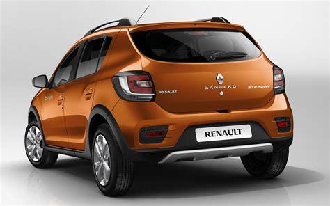 2015 Renault Sandero Stepway Pictures Information And