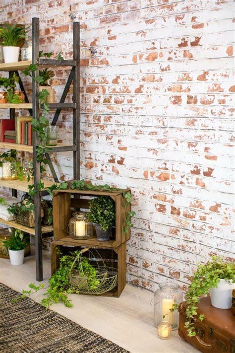 25 best ideas about papier peint brique on pinterest