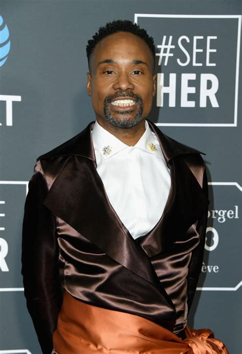 Critics Choice Awards Billy Porter Shatters The