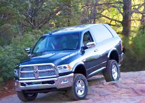 2019 Dodge Ramcharger Redesign