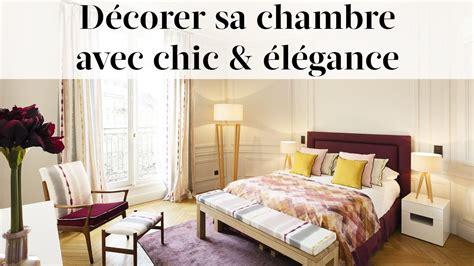 decorer sa chambre comment décorer sa chambre avec élégance décoration